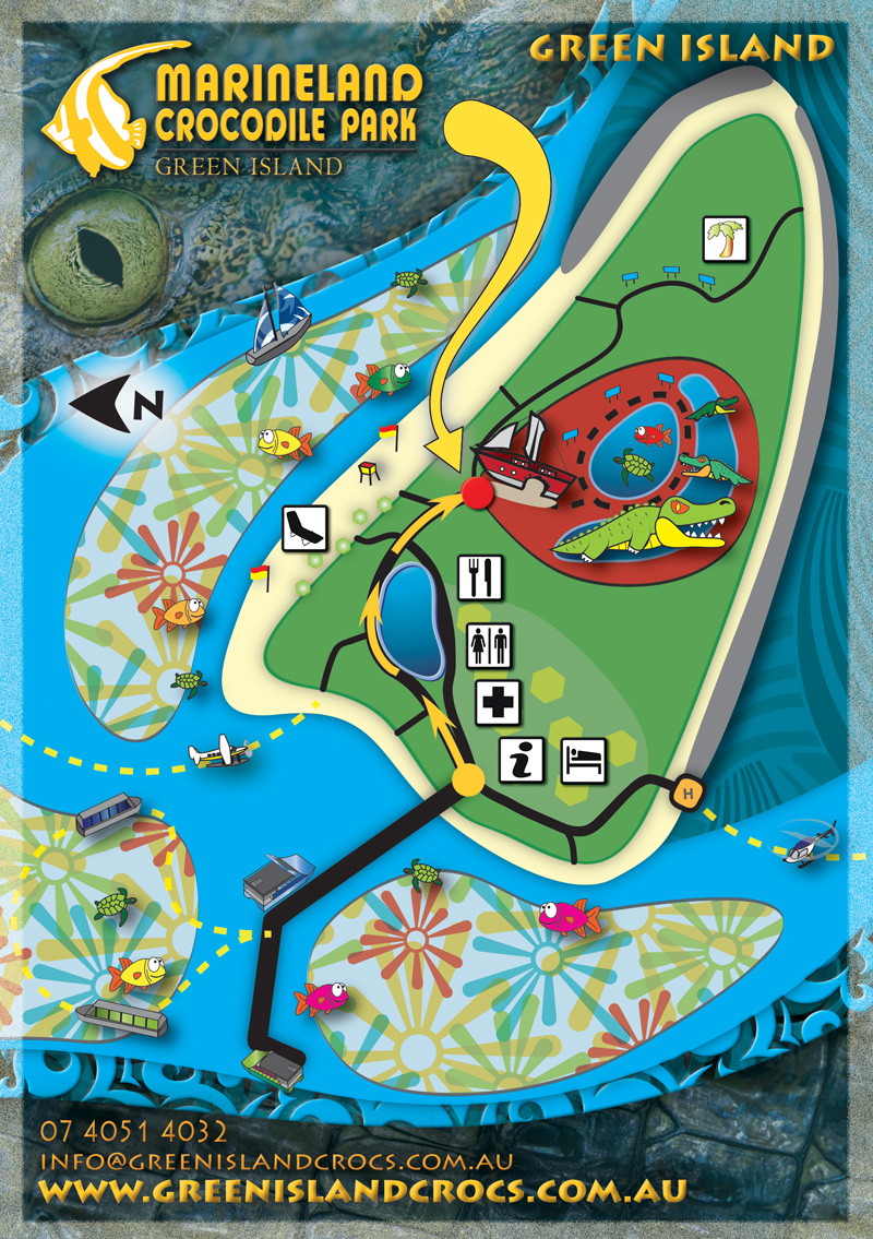 Marineland Melanesia Brochure